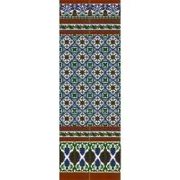 Mosaico Sevillano colores MZ-M031-00