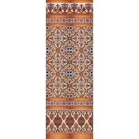 Mosaico Sevillano cobre MZ-M032-941