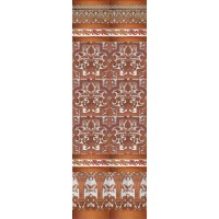 Mosaico Sevillano cobre MZ-M053-91