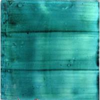 Azulejo pincelado verde 15x15