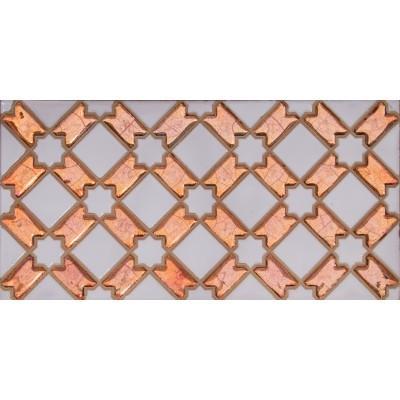 Azulejo Árabe relieve MZ-001-19