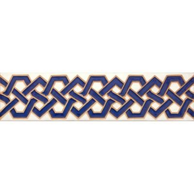 Azulejo Árabe relieve MZ-008-41