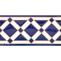 Azulejo Árabe relieve MZ-009-41