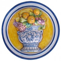 Medallón Frutas