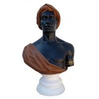 Busto africano