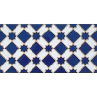 Azulejo Árabe relieve MZ-001-41