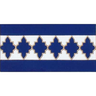 Azulejo Árabe relieve MZ-004-41