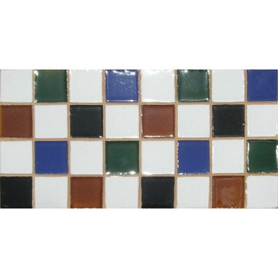 Azulejo Árabe relieve MZ-024-00