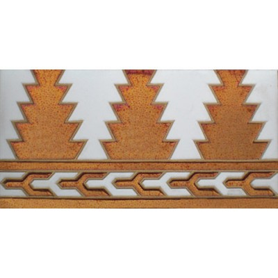 Azulejo Árabe relieve MZ-005-91