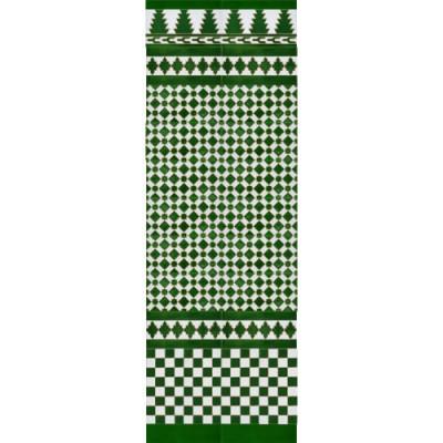 Mosaico Árabe colores MZ-M001-21