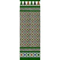 Mosaico Árabe colores MZ-M006-00