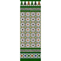 Mosaico Árabe colores MZ-M007-00