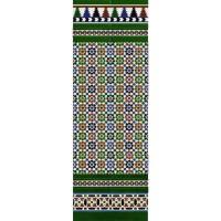 Mosaico Árabe colores MZ-M010-00