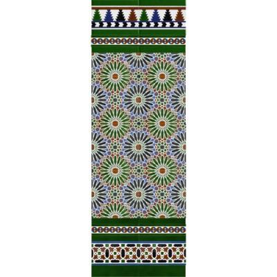 Mosaico Árabe colores MZ-M012-00