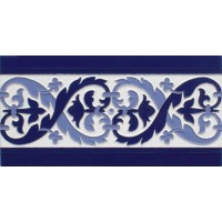 Azulejo Sevillano relieve MZ-026-441