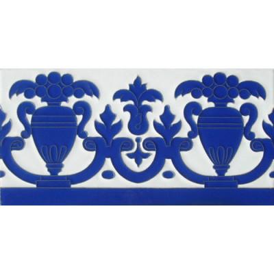 Azulejo Sevillano relieve MZ-027-41