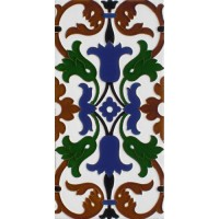 Azulejo Sevillano relieve MZ-035-00