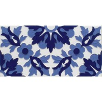 Azulejo Sevillano relieve MZ-052-441