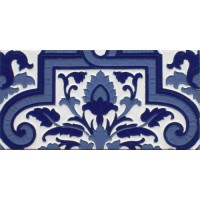 Azulejo Sevillano relieve MZ-053-441A