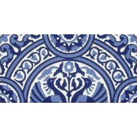 Azulejo Sevillano relieve MZ-054-441A