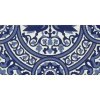 Azulejo Sevillano relieve MZ-054-441B