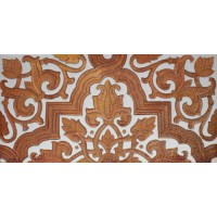 Azulejo Sevillano relieve MZ-032-91