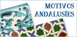 Motivos Andalusíes